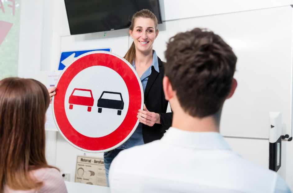 Das lernst du im Verkehrskundeunterricht (VKU)
