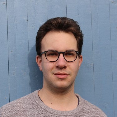 Raphael Simcic von Team todrive.ch